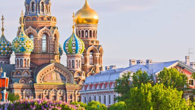 Viaggiare in Russia: le cinque città più belle del paese