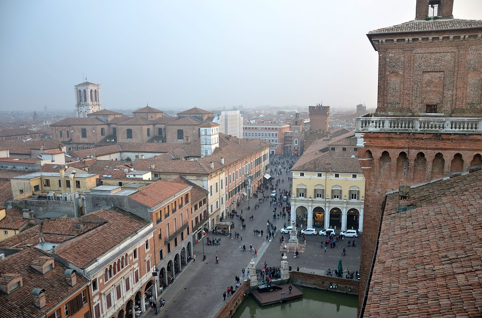 Visitare Ferrara, cosa vedere e luoghi di interesse